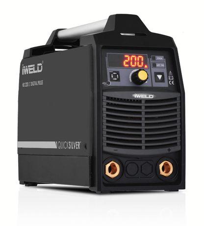 Aparat de sudura MMA IWeld HD 220 LT Digital Pulse