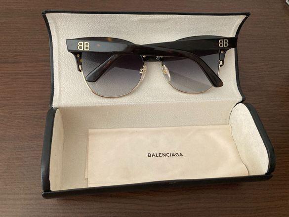 Оригинални Balenciaga clubmaster слънчеви очила