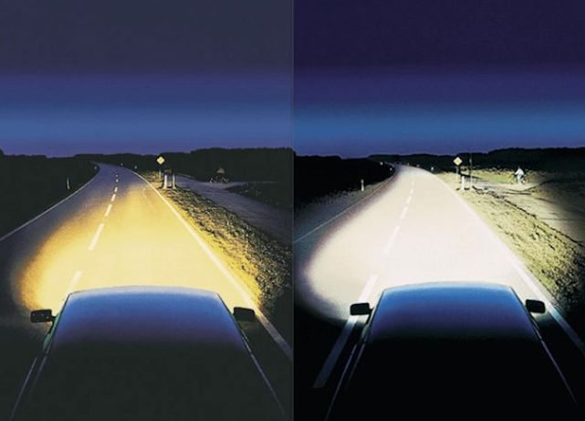 Светодиодные нового поколения для автомобиля