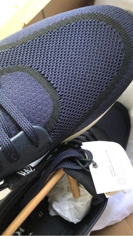 Новые кроссовки 42 размер брэнд Zara
