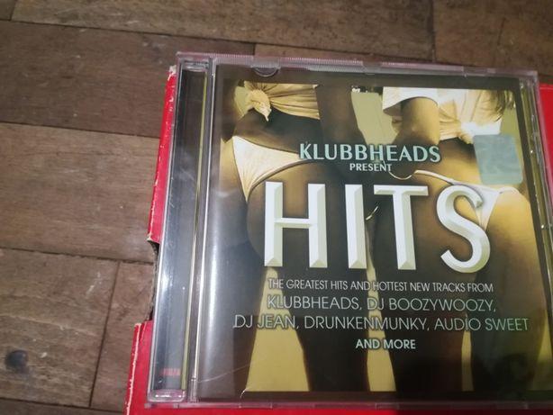 CD Audio Klubbheads Hits Original