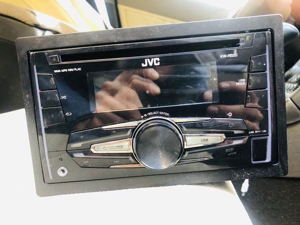 Casetofon auto Jvc kw-r520