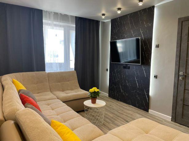 Аренда квартиры Евро люкс посуточно почасово апартаменты