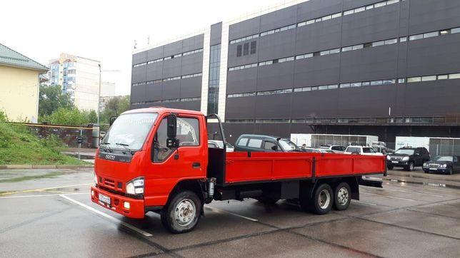 Продам грузовую машину Isuzu 5,2 turbo японец
