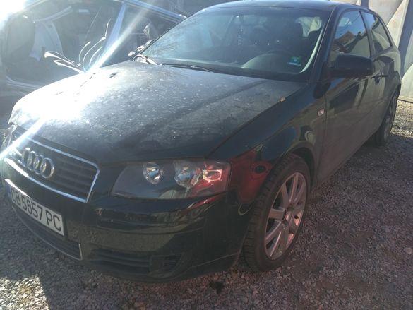 Audi a3 1.9tdi  и 2.0tdi на части