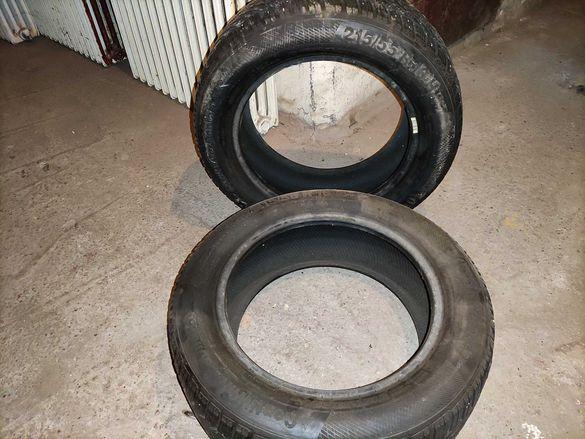 Зимни гуми карани са една зима цената е за брой