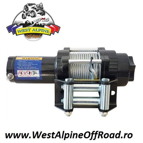 TROLIU ESCAPE X3500 lbs ATV QUAD - Forta de tractare 1590 Kg
