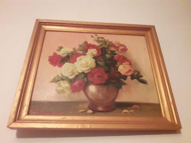 tablou pictura pe placaj