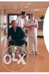 Linoleum natural cabinete medicale, spitale, laboratoare