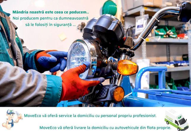 Triciclu electric cu bena basculabila CARGO-500 - lot 2021