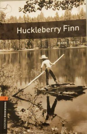 Продавам книга: Хъкълбери Финн