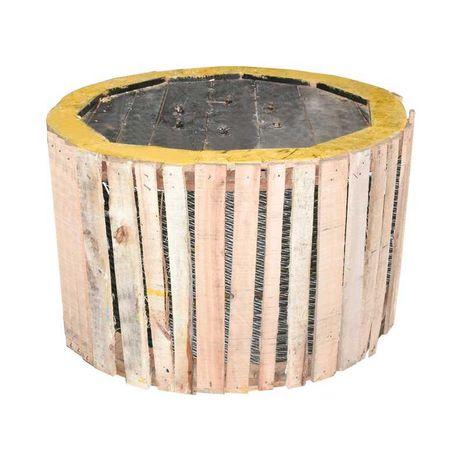 Cablu troliu otel 6x37 fi 13mm cu inima metalica 1000m/rola