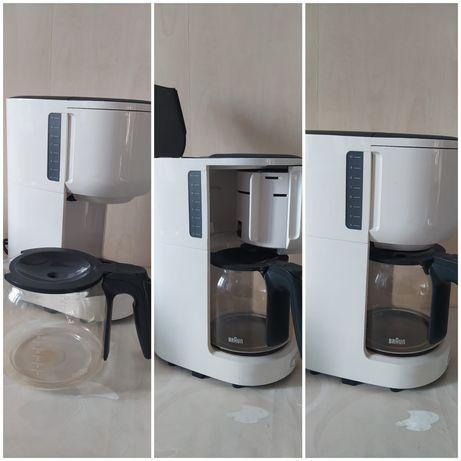 Кофеварка браун в отличном состоянии