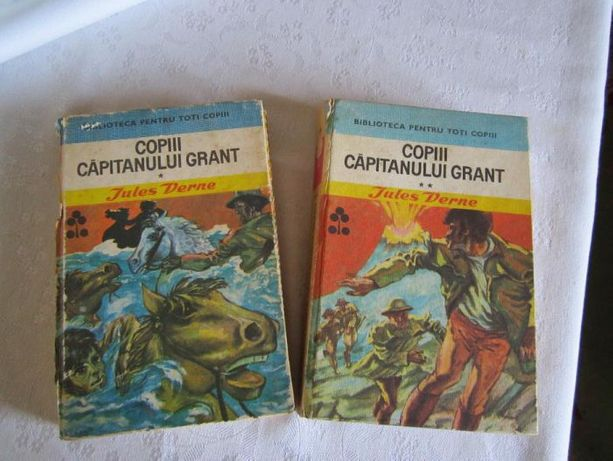 Copii capitanului Grant Jules Verne