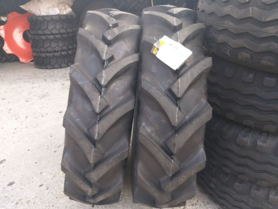 Cauciucuri noi 9.5-20 OZKA 8 pliuri anvelope tractor fata tractiune Pitesti - imagine 1