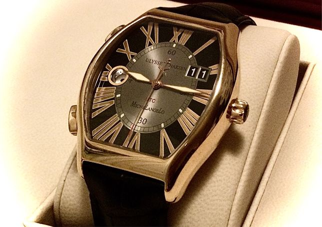 Продам часы швейцарские Ulysse nardin