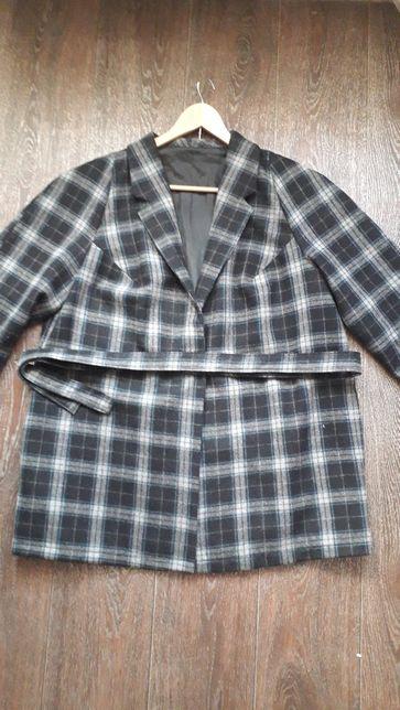 пальто-пиджак 60-62 р