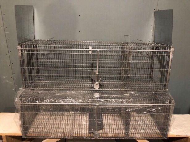 Capcana vulpi cu doua intrari -140 cm Conditie: Produs NOU!!! Capcana