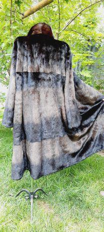Новая норковая шуба. Kopengagen  furs.60-64р