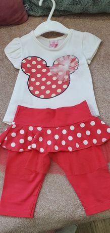 Costumas Minnie Mouse marimea 86