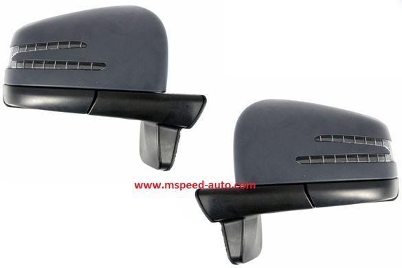 LED фейслифтови огледала за W221 S-class комплект