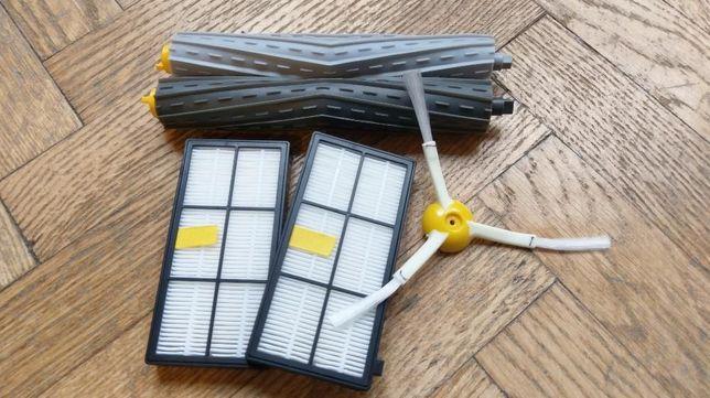 Roomba set 3 perii si 2 filtre - pt seriile 800, 900 - iRobot