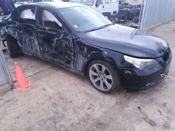Продавам БМВ BMW 530 D Е60 седан, автоматик типтроник на части