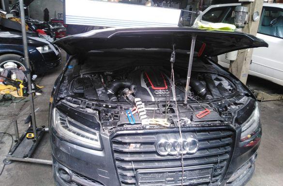 PDR. Поправка на автомобили от паркинг щети и градушка без боядисване.