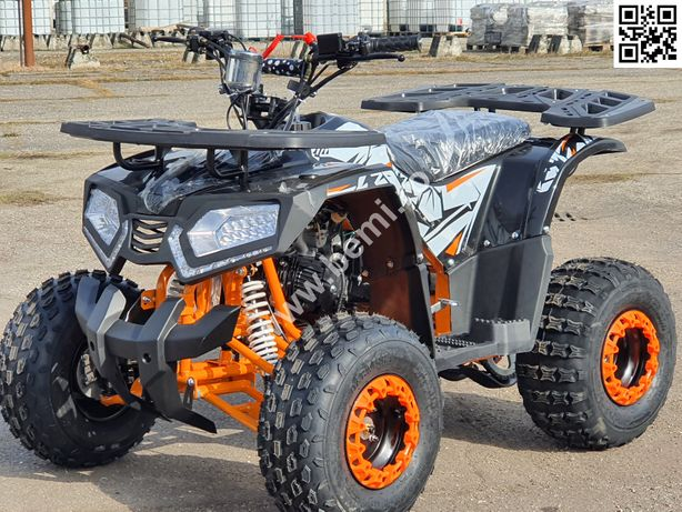 ATV Rugby 125 BEMI R8 KXD Nitro modele PRO livrare 24h NOI