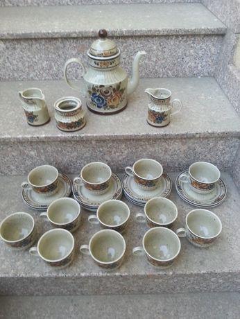 Serviciu de cafea rustic pentru 14 persoane - Germania