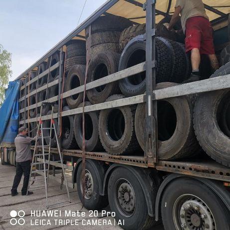 Anvelope camioane si alte tipuri industriale