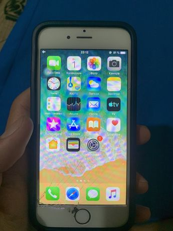 Iphone 6 16 gb продам или обмен