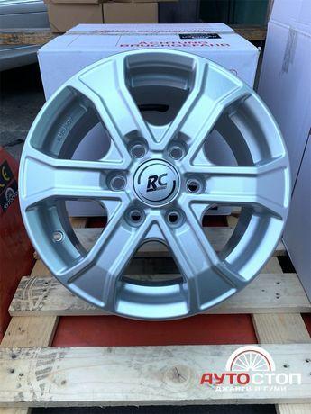 16 Джанти 6x130 Brock Germany за бусове - Crafter Sprinter Mercedes VW