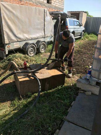 Ручное Гидро Бурение скважин на воду в помещении и с наружи.