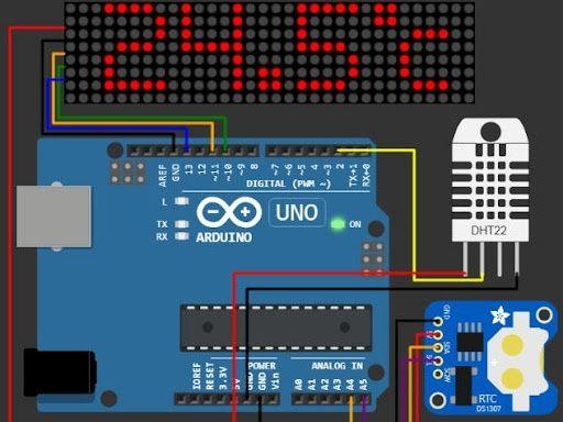 Разработка Arduino, Rospery PI, SMT 32