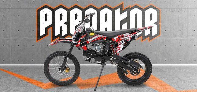 Cross 125 Predator Bemi 608 KXD PRO 4 Speeder Nitro Moto