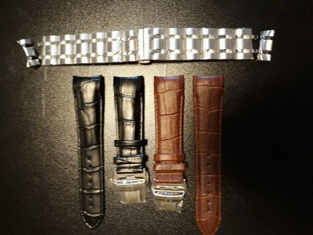 curea bratara metalica ceas Tissot Couturier T035 23mm
