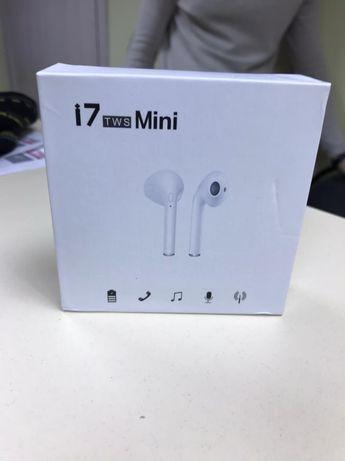 Продам новые беспроводные наушник i7 tws mini