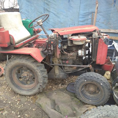 трактор самоделка-3 бр