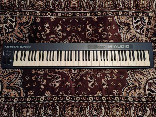 MIDI-Клавиатура M-Audio KeyStation 88 MKII