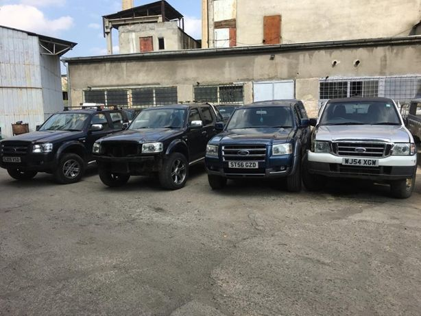 VECHI DEZMEMBRARI Ford ranger/mazda b 2500/bt 50/Navara=