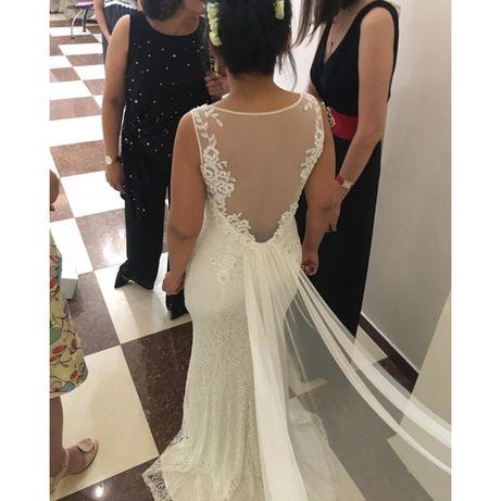 Платье свадебное (кыз узату)
