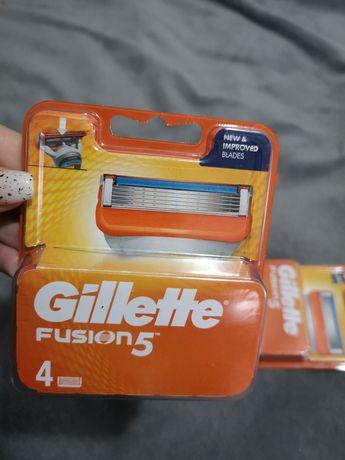 Gillette fusion 4 lame