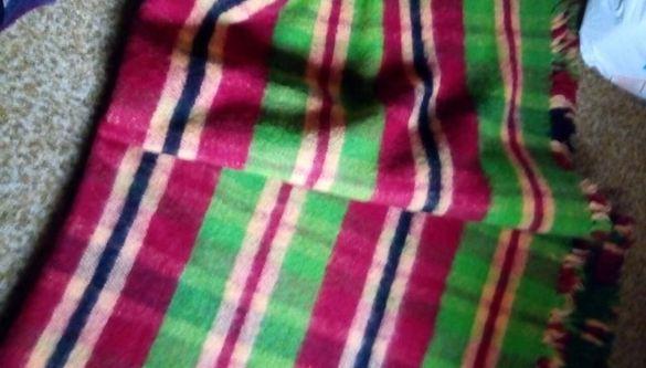 Ръчно тъкани одеала