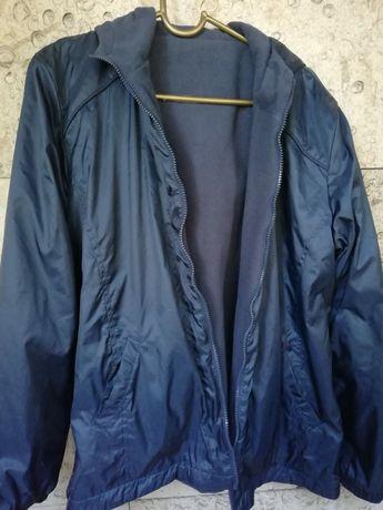 Куртка женская двухсторонняя новая