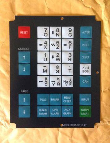Клавиатура за Fanuc 0-Т, Fanuc 0-M