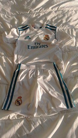 Екипче Реал Мадрид 110см