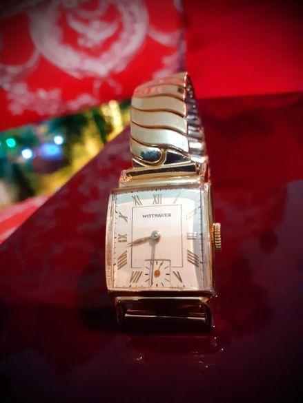 WITTNAUER (LONGINES) Art Deco. Изключителен екземпляр от 1930 г