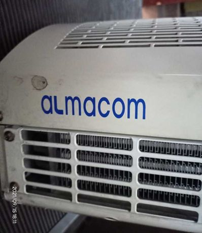 Тепловая завеса от Almacom