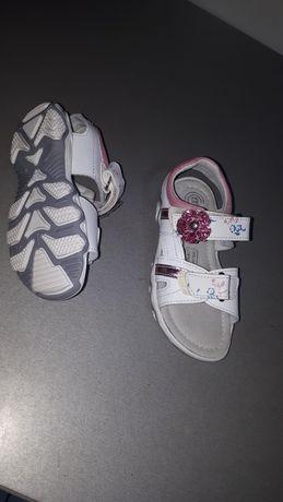 Sandale fetita, marimea 26, piele ext si interior,